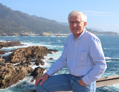 Paul at Point Lobos State Park in Monterey County